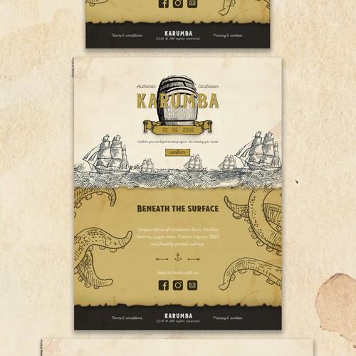 Runner-up design by Aleksandar Stanic