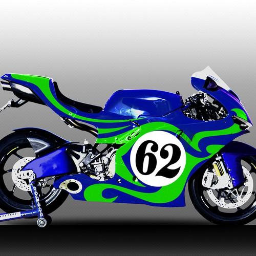 Runner-up design by svpermagic
