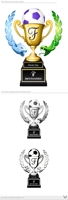 Winning design by Gregory M