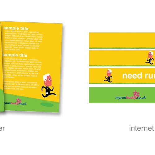 Runner-up design by graficopicante