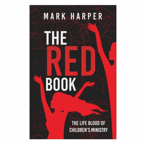 Book Cover Design Needed : The red book print cover needed contest