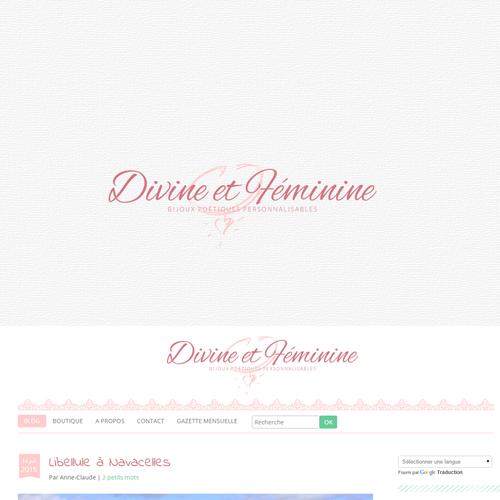 Runner-up design by EvianNa