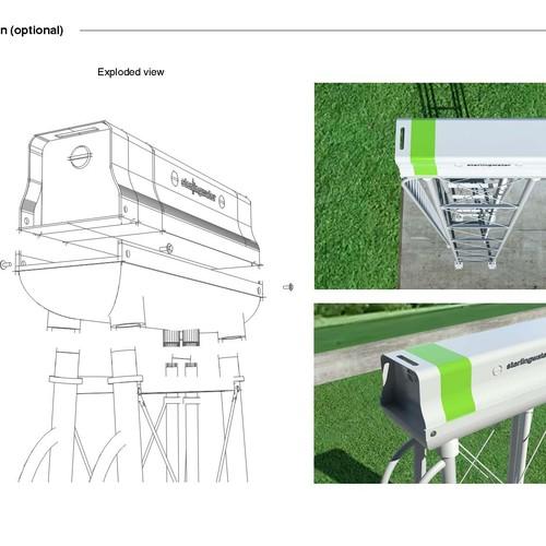 Diseño finalista de Gentong