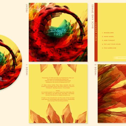 Runner-up design by Freshfun Studio