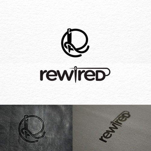 REWIRED LOGO/EMBLEM | Logo design contest