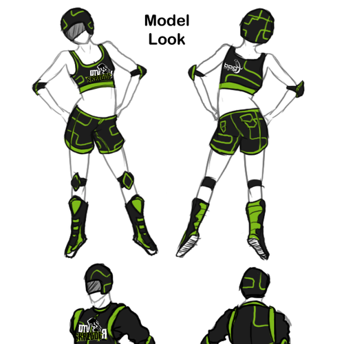 Runner-up design by rachaelherbert