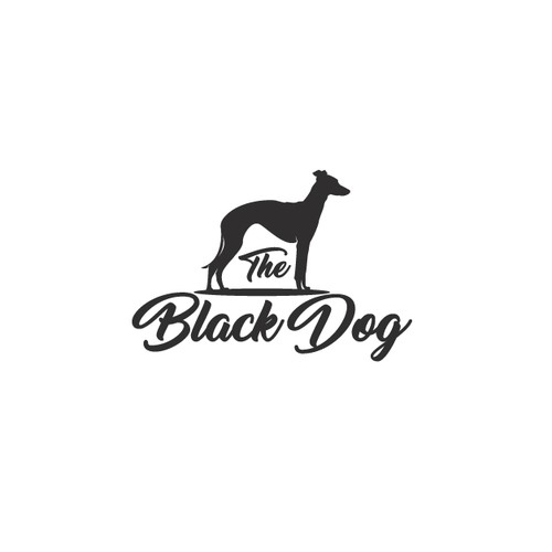 the black dog logo design contest