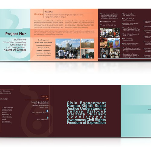 teaching project brochure nur 408 Nur/408 nur408 nur 408 assignment neighbourhood news articles be aware that you need access to this population to present the teaching project brochure.