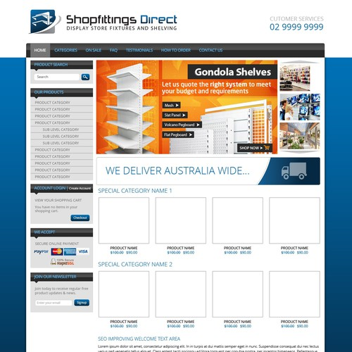 fb1c5c4157134d banner ad for Shopfittings Direct