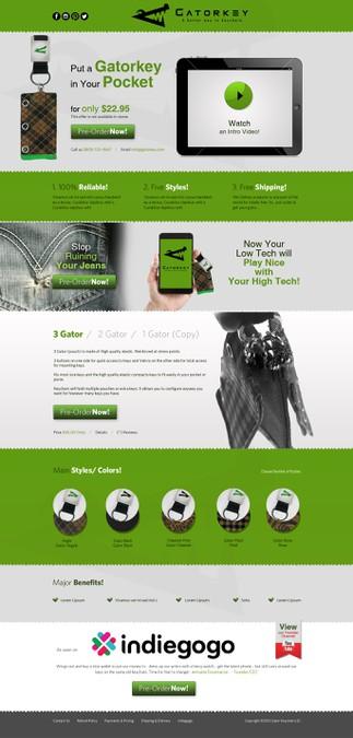 Design vencedor por CreativeDezigner