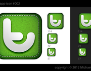 Button & icon design by MikeKirby