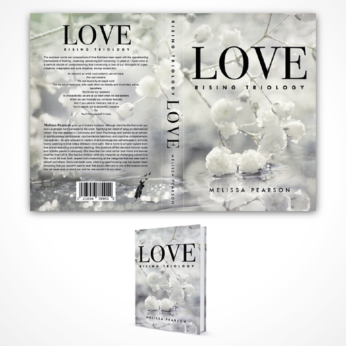 Poetry Book Cover Up : Rising trilogy love fight learn poetry collection a