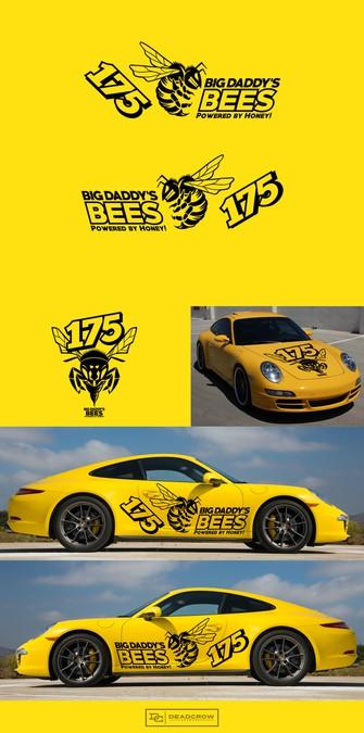 Winning design by DEADCROW™ artworks