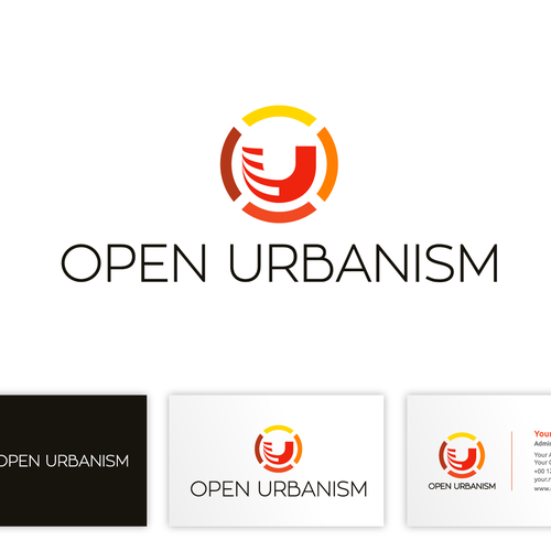 Create a logo for a blog site focused on urban city for Create blog logo