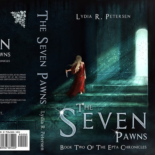 Book Cover Making Competition : Create the book cover for nd in young adult fantasy