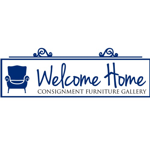 Create A Logo That Captures The Overall, Welcome Home Furniture