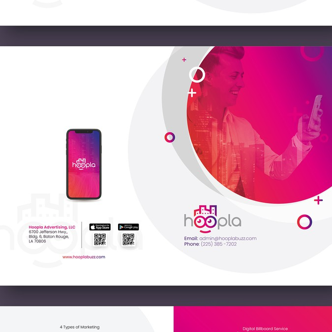 Winning design by Vectogravic
