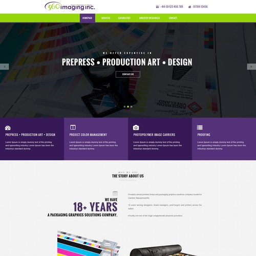 Design finalisti di Shreeji Web Creation