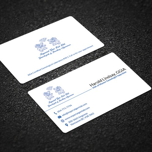 Design a professional looking business card that invites action design finalista por mahedihasan reheart Image collections