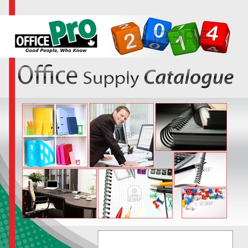 create a winning 2014 cover for an office supply catalogue we have upgraded other design contest. Black Bedroom Furniture Sets. Home Design Ideas