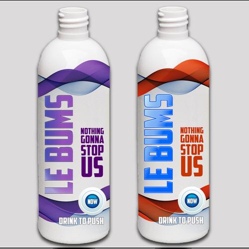 Runner-up design by ZeKdesign