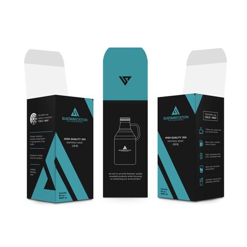Runner-up design by DesignSBS