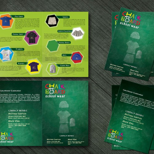 Diseño finalista de ZOE Graphics