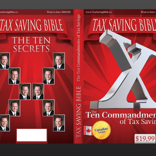 Book Cover Competition ~ Tax saving bible new book cover contest