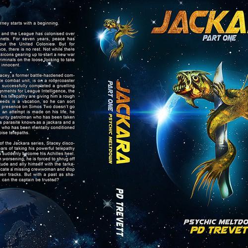 Striking Sci-Fi Book Cover Design | Concours: Couverture de