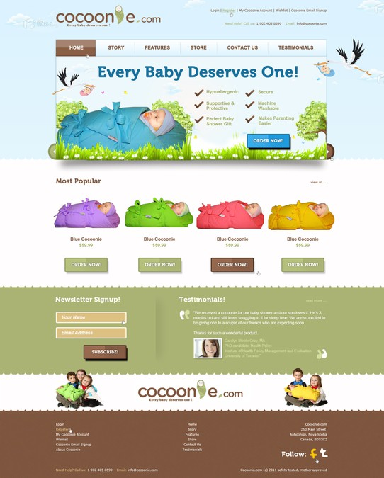 Winning design by CreativeDezigner