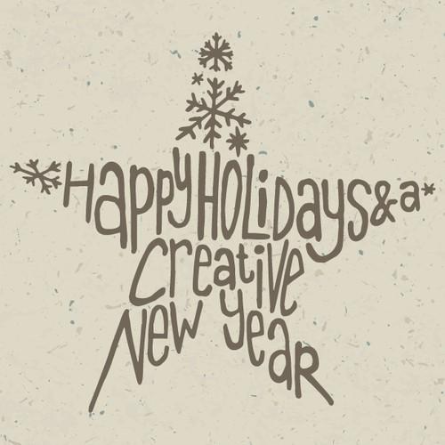 BE CREATIVE AND HELP 99designs WITH A GREETING CARD DESIGN!! Design von CreativeAsHell