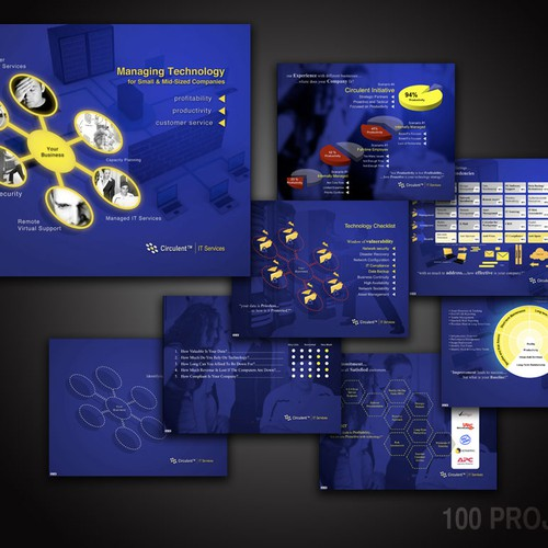 Design finalisti di 100 Projects