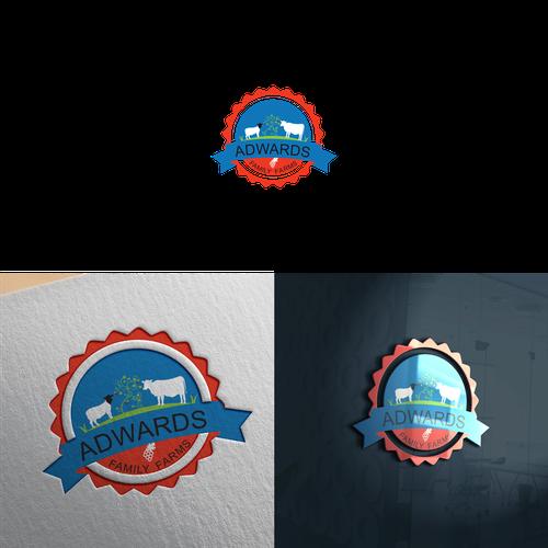 Runner-up design by Initials D