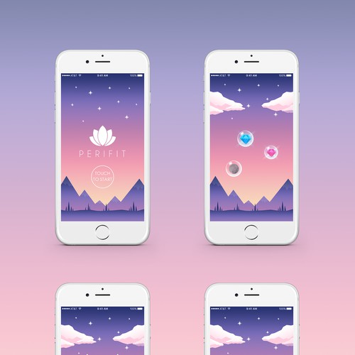 Game App Design Home: 2D Mobile Game Design: Create Graphic Universe Of A