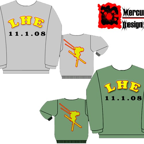 Design finalisti di Mercury Designs