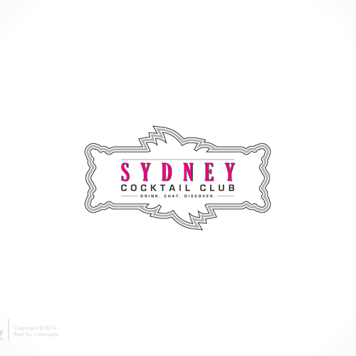 Runner-up design by Red Sky Concepts
