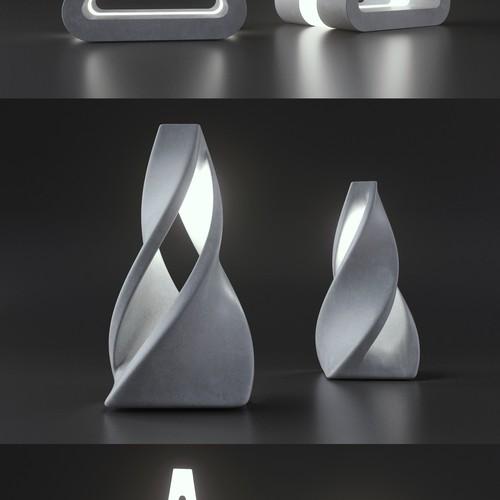 Design finalista por DONSTER