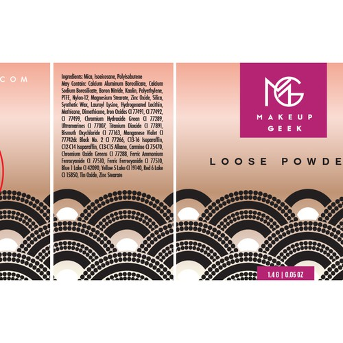 Runner-up design by Holly McAlister