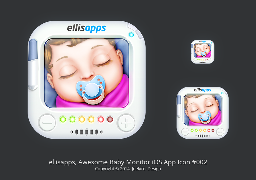 baby monitor iphone app create app icon for baby monitor iphone app icon or 13533