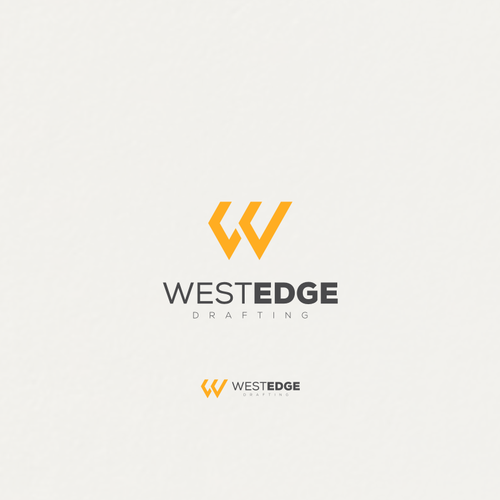 WestEdge Logo Design por Tanobee