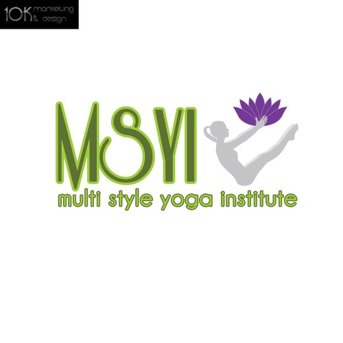 NEEDED - a stylish logo for a yoga school  | Logo design contest