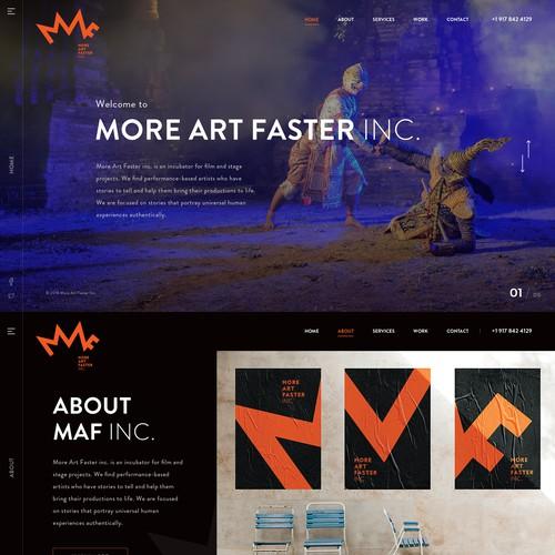Runner-up design by Steve Sen ⚡️⚡️