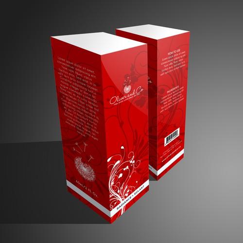 Runner-up design by jzDesigns