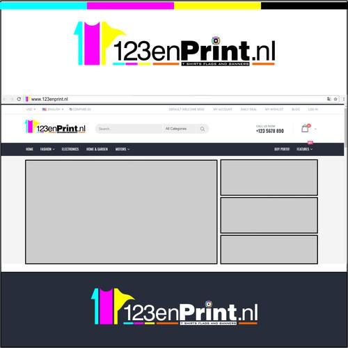 Runner-up design by centeng art