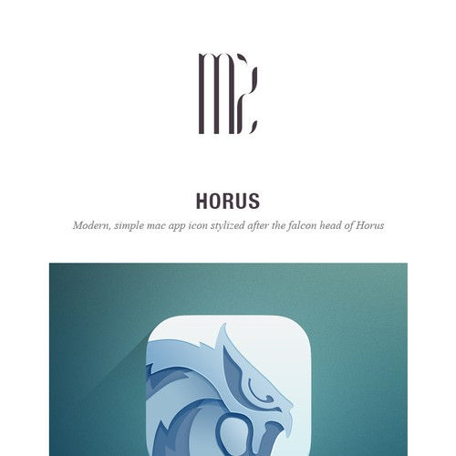 Runner-up design by Mark Zhigman