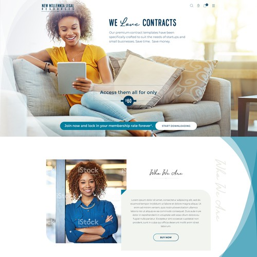 Runner-up design by pixelwebplanet