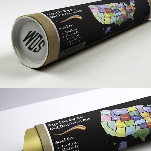 Runner-up design by Design Ultimatum