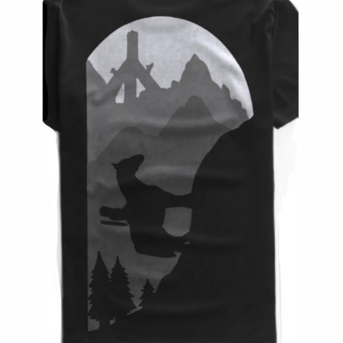 03c45a29 Make an awesome 'Skyrim horse physics' shirt! | T-shirt contest
