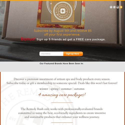 Diseño finalista de Designcloudnz