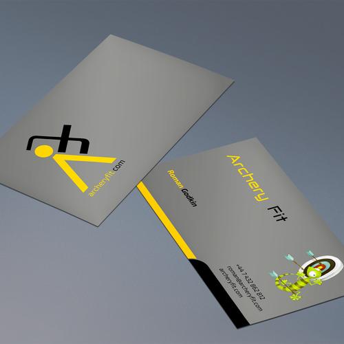 Runner-up design by Arkhan02